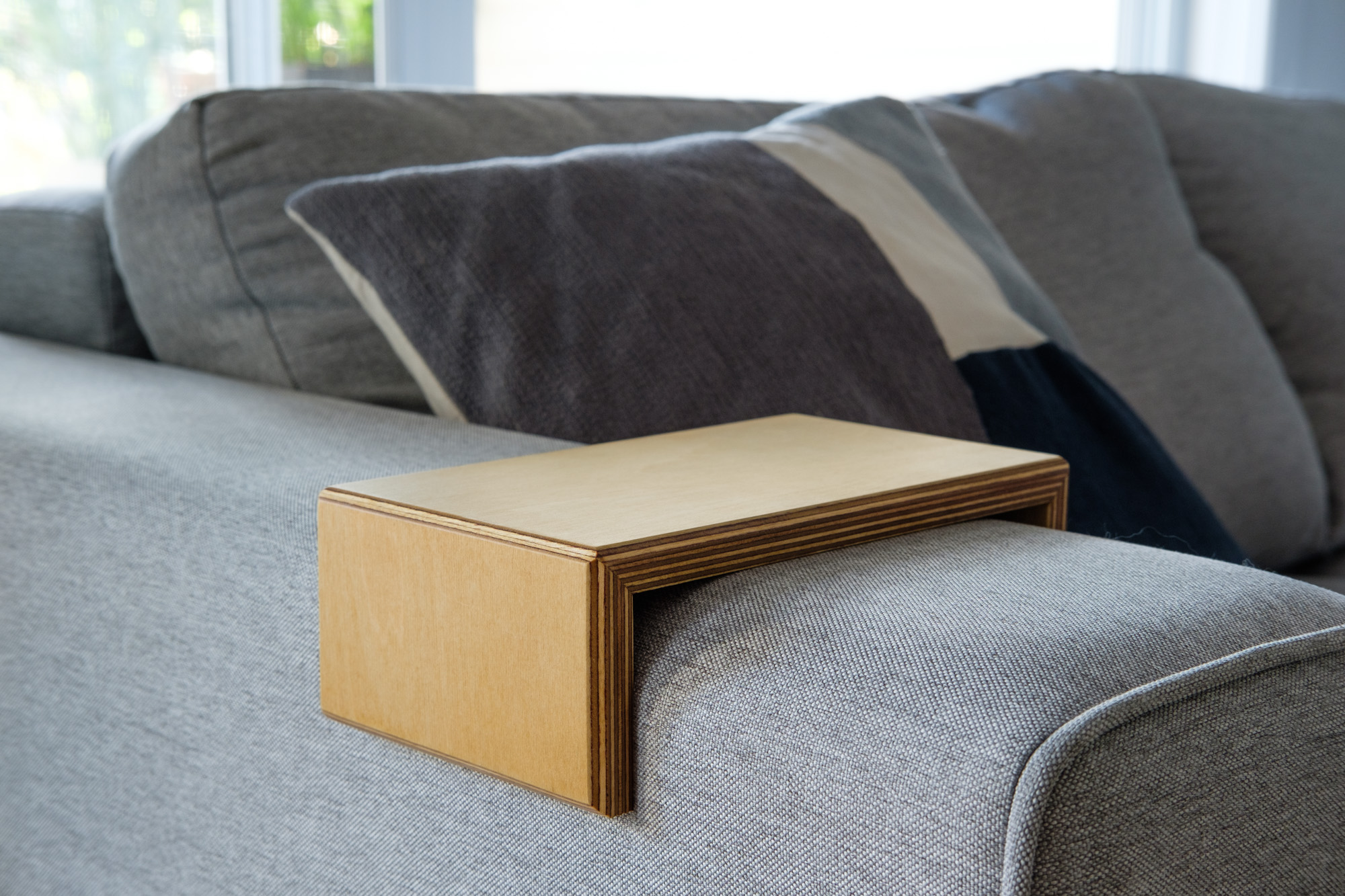 ... The Sofa Arm Model Is Smaller To Welcome A Single Glass ...
